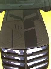 2014-2016 C7R New Genuine GM Corvette Hood Decal Jake Skull Logo C7R  lemans