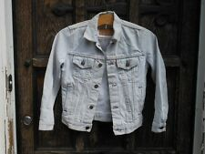LEVI STRAUSS DISTRESSED DEMIN JEAN JACKET Size 28 chest