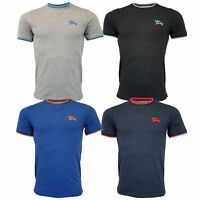 Mens T Shirt Tokyo Laundry Crew Neck Short Sleeved Lilford Top Casual Summer New