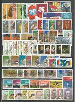 DDR 1976 gestempelt  kompletter Jahrgang mit guten echten Poststempel