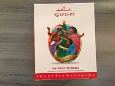 HALLMARK 2016 BLESSED BY THE SEASON KEEPSAKE CHRISTMAS ORNAMENT