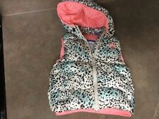 Baby Girls ADIDAS AY8550 Puffer Vest Size 18 Months (CON12)