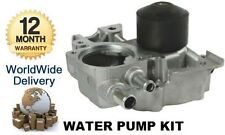 FOR SUBARU IMPREZA 2.0 R SPORTWAGON RX  & IMPORT 1993--> 2 OUTLET WATER PUMP KIT