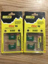 NEW SWISSSTOP DISC 16 ORGANIC COMPOUND BICYCLE DISC BRAKE PADS, 2 SETS
