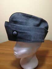 Swiss Military Issue Gray Blue Beret  Style Balaklava Baklava Wool Size 60