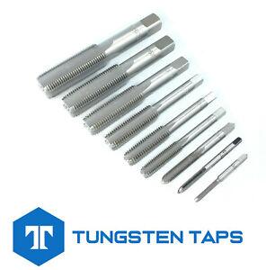 Bottom Plug Bottoming Tap M10 M11 M12 M14 M16 M18 M20 M22 - UK Based Seller