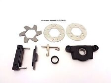 NEW ROVAN DISC BRAKE SET WITH PADS ROTOR SPUR GEAR MOUNT HPI BAJA 5B KING MOTOR