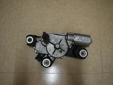 2004 04 Mazda 3 Rear windshield  wiper motor hatchback htchbckOEM