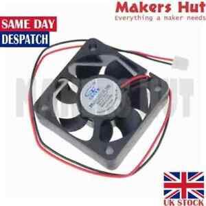 5010 50x50x10 50mm Axial Cooling Fan - 5V 12V 24V 2 Pin DC
