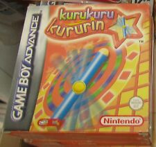 Nintendo Gameboy Advance Kurukuru Kururin game boy SPESE GRATIS