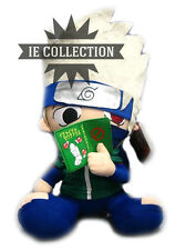 NARUTO KAKASHI PELUCHE GRANDE 33 CM pupazzo plush doll Sensei hatake sharingan