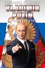 DID President of Russia Vladimir Putin with Russian Flag 1:6 Scale  R80114.