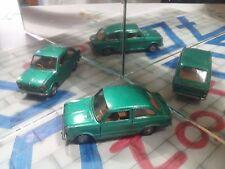 Mebetoys FIAT 850 codice A1 verde metallizzato - Scala 1/43 Rara