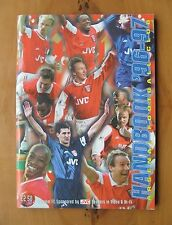 Arsenal Football Handbooks & Annuals