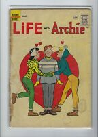 LIFE WITH ARCHIE #7  SILVER AGE COMIC BOOK CLASSIC COVER RARE
