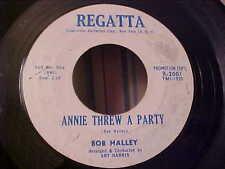 Bob Halley - PROMO - Annie Threw A Party & Walking With Joe - Regatta 2001