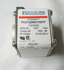 Mersen X300009 Square Body SC Fuse 690V 700A
