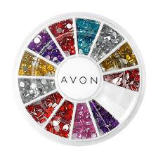 Glitter Gems Nail Art Supplies