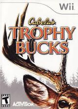 Cabela''s Trophy Bucks WII New Nintendo Wii