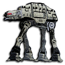 Imperial Walker ATAT Star wars Patch Embroidered Iron on Storm Trooper Emblem