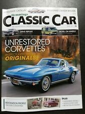 Hemmings Classic Car May 2011 49 Ford 59 Oldsmobile  56 Corvette 60 Chevrolet