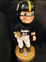 Pittsburgh Steelers Vintage Animatronic Bobble MNF THEME, HANK WILLIAMS WORKS