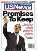 President Barack Obama U.S. News Magazine Frugal Gadgets Pope Pius XII Iraq 2008