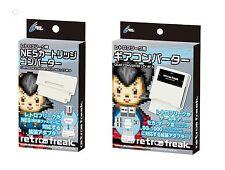 RETRO FREAK GAME GEAR CONVERTER SEGA MARKIII SG-1000 NES cartridge converter set