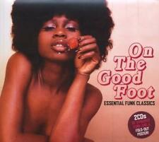 On The Good Foot-Essential Funk Classics von Various Artists (2011), OVP, 2 CDs