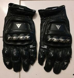 Dainese Leather Gloves. Distortion control. Size XL