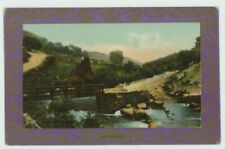 Sheffield, Rivelin Valley Postcard, C043