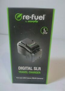 Canon DSLR Charger (RF-DSLR-500C) (re-fuel by DIGIPOWER)