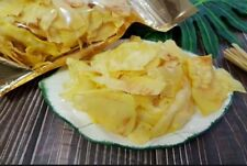 Thai Fruit Snack Durian Chips Monthong natural Crispy Fried Premium 100 g