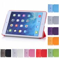 Ultra Slim Magnetic Flip Stand PU Leather Cover Case For Apple IPad Mini 1 2 3