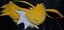 "16"" Sleeping Jolteon Poké Plush (Large Size) Official Pokemon Center Poke Dolls"