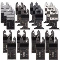 20X MIX Lame De Scie Dent Menuiserie Multifonction Outil Oscillant pr FEIN Bosch