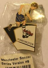 """""""Limited Edition"""" Hard Rock Cafe HRC MANCHESTER SOCCER Series's Ver #9 PIN 134"""
