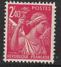 FRANCE TIMBRE NEUF N° 654 **  TYPE IRIS