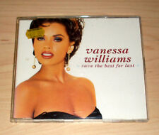 CD Maxi-Single - Vanessa Williams - Save the Best for Last