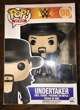 Brand New VAULTED Funko Pop WWE Undertaker #08