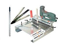 Gehrungssäge statt Kappsäge 012L+Festool Metabo Bosch Stichsägeblätter+1 x lang