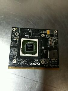 Apple iMac A1279 Nvidia GT 9600M 512MB Video Card 180-10815-0000-D01 G96-630-A1