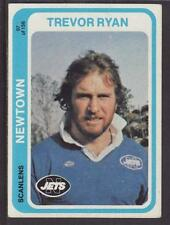 1979 SCANLENS NEWTOWN TREVOR RYAN NO.97