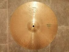 """Paiste 505 Green Label 18"""" Heavy Ride Cymbal Wt approx 2080 Grams"""