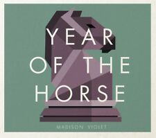 MADISON VIOLET - YEAR OF THE HORSE  CD NEU