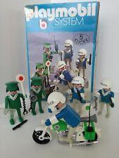 Playmobil 3232 - Police set (Klicky, Klicky-box, OVP)