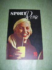 DDR  Sport-Revue Oktober 1961