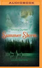 Summer Storm by Kristina Dunker (2016, Mp3 Cd)