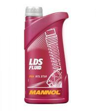 10 (10x1) Liter Mannol LDS Fluid Hydraulikflüssigkeit für PSA S712710