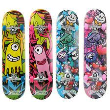 Best Sporting Skateboard Graphic Komplettboard Holzboard A3 belastbar 100 kg